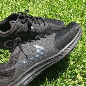 Black Downshifter 7 Nike Running Shoes